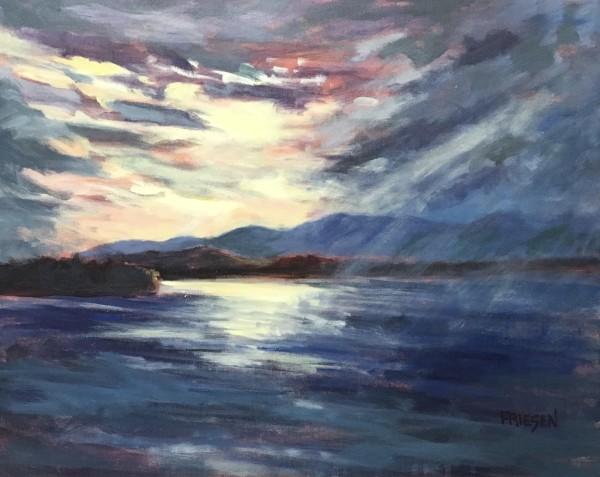 Drama on Lake Champlain