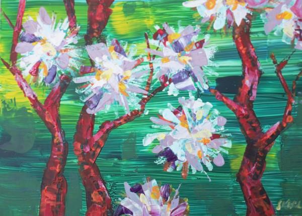 Dandelion Trees