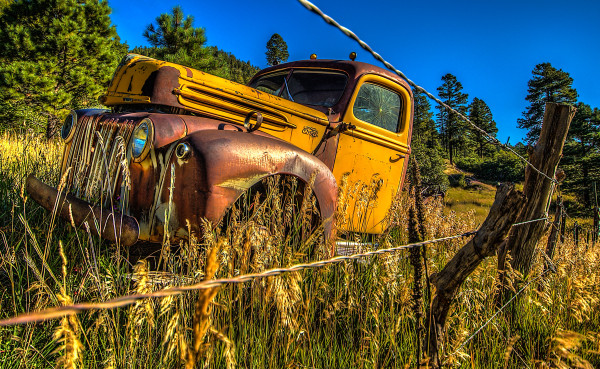 Pine River Rust II
