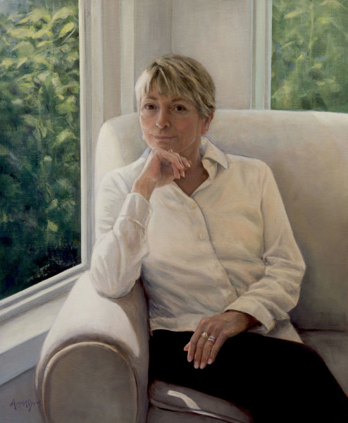 Portrait of Jane Kast