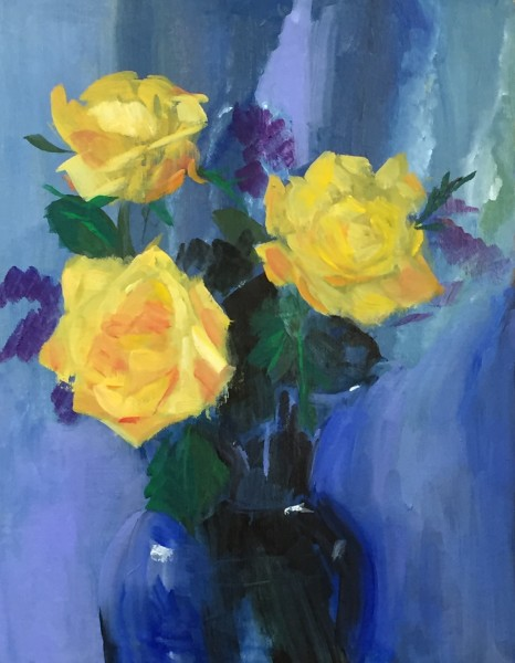Roses from Kroger