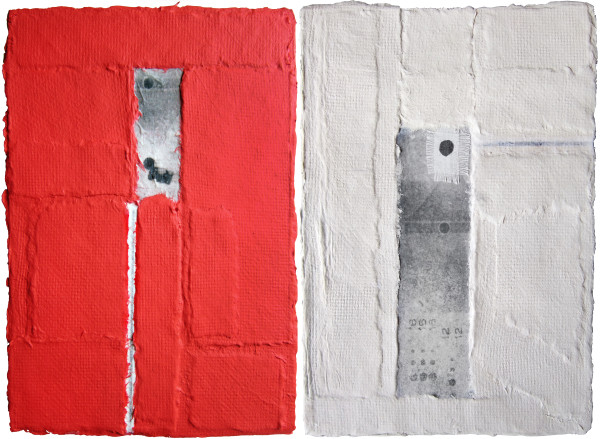 advance and rewind (diptych)
