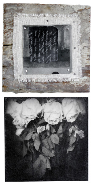 long forgotten (diptych)