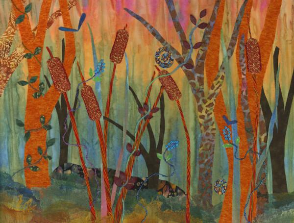 Wetlands Daybreak II