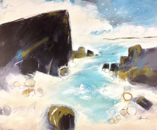 Summer sea (Cornish coves series)