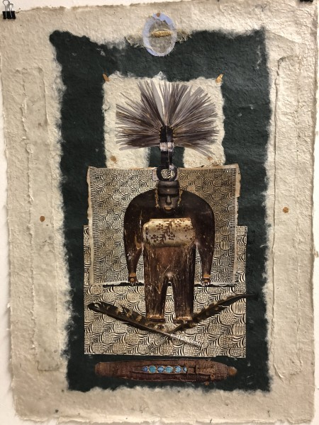 Polynesian Warrior -