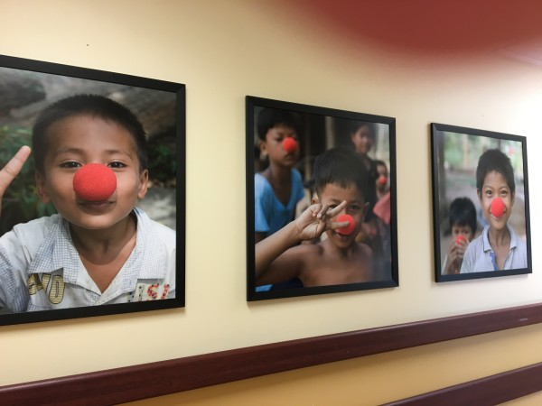 Red Noses, Siem Reap, Cambodia