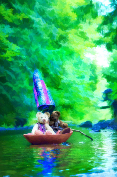 Bramble Glen Bears Sailing
