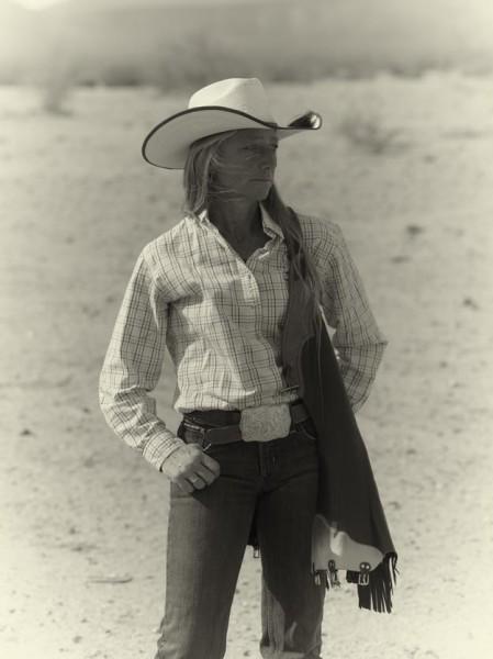 Lynn Ismond, Cowgirl, Tucson