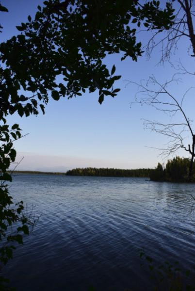 Moore Lake, Alaska