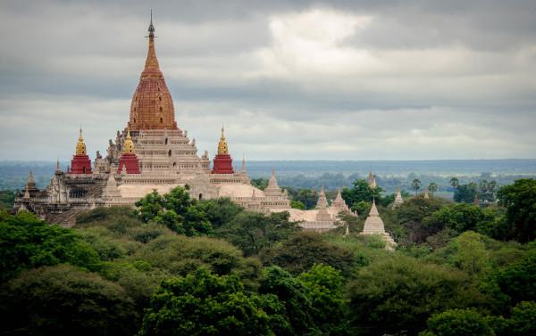 Kingdom of Bagan, Myanmar