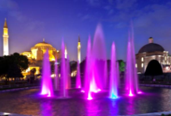 Istanbul, Turkey — Blue Mosque