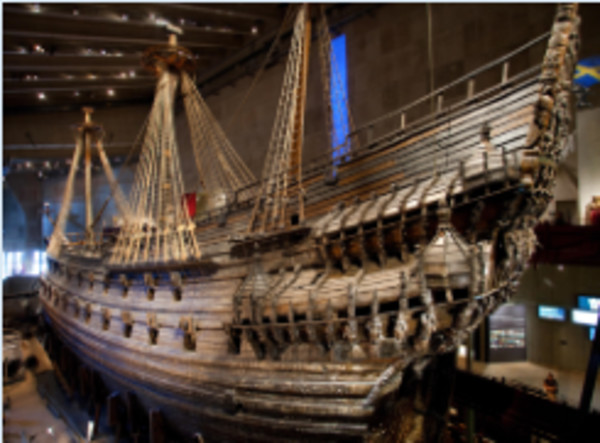 Stockholm, Sweden - Vasa Museum
