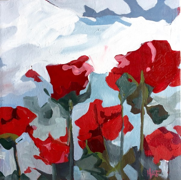 Early Poppies
