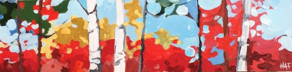 Colourful Birch 2