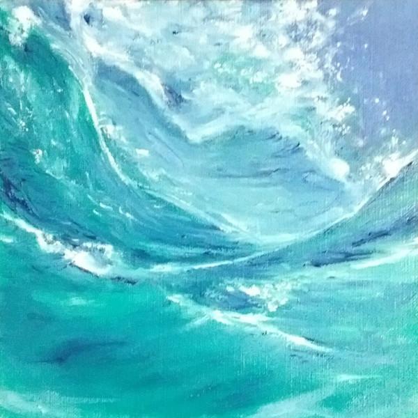 Playful Wave