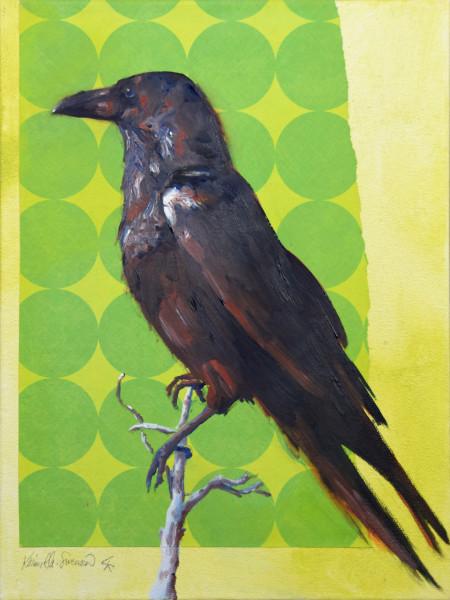 A Stately Raven