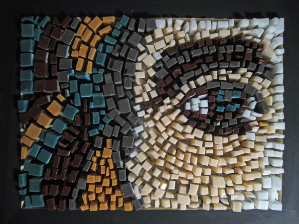 Deesis Face from Hagia Sophia