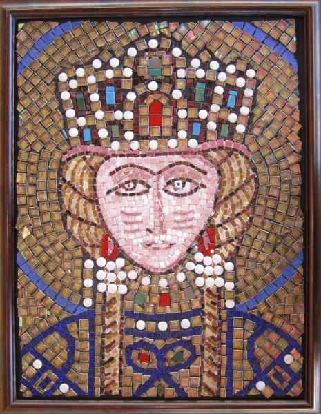 Empress Irene from Hagia Sophia