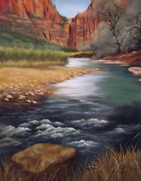 Zion Creek