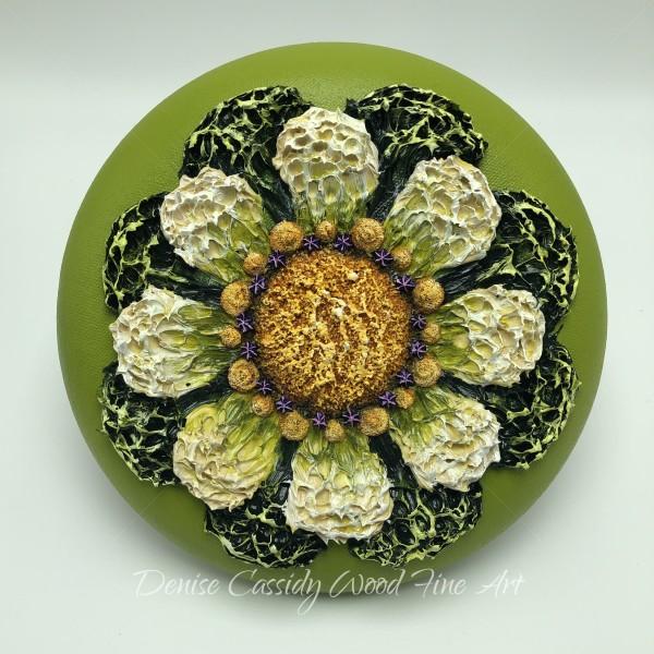 Sm Mandala - Green #866