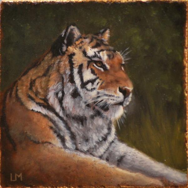 Tiger Tile SOLD