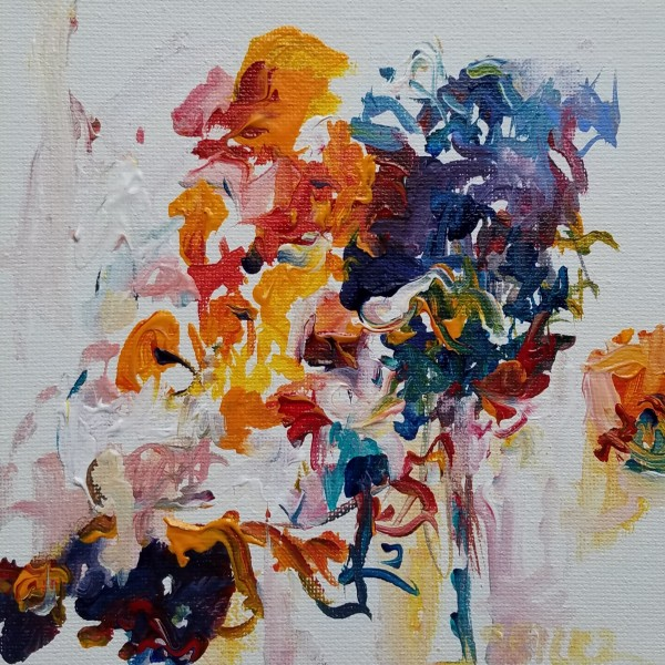 Homage to Joan Mitchell #2