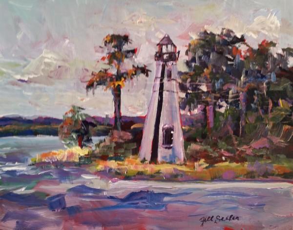 Pascagoula River Lighthouse, Pascagoula MS
