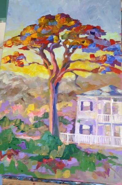 The Big Family Tree, Beacon Hill, FL