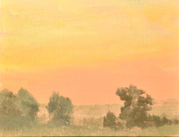 Daybreak - Plein Air