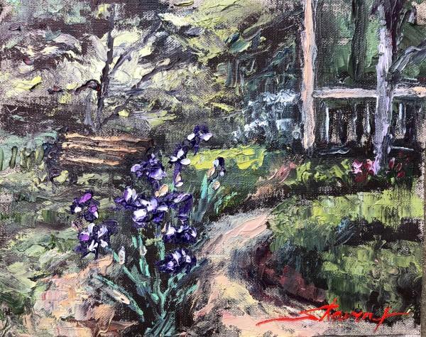 Plein Garden Iris