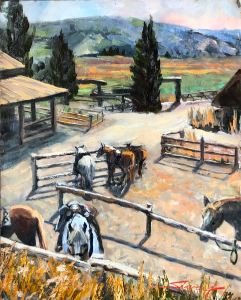 """Plein Vista Verde Ranch"""