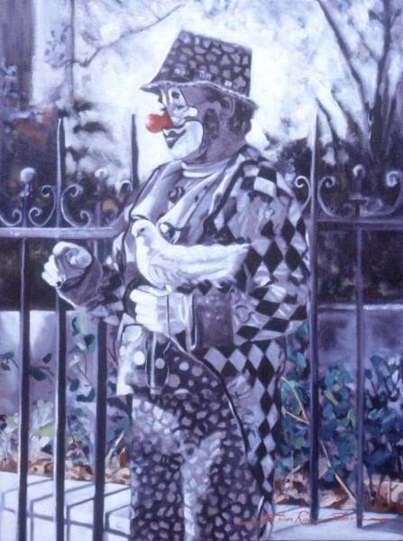 Paris Clown