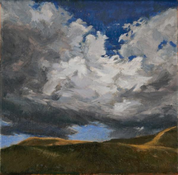 Cloud Billows Over Scotland Hill