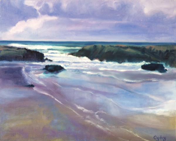 Incoming Tide, Sanaigmore, Islay