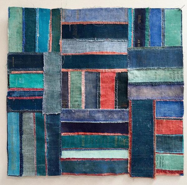 Loose Ends Patchwork Quilt #1