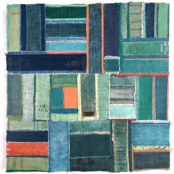 Loose Ends Patchwork Quilt #2