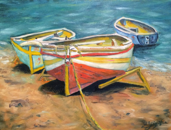 Trio Italian Boats