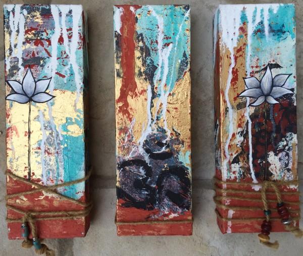 Ohm triptych