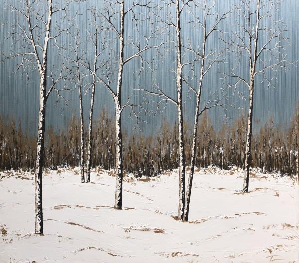Aspens in the Snow 26