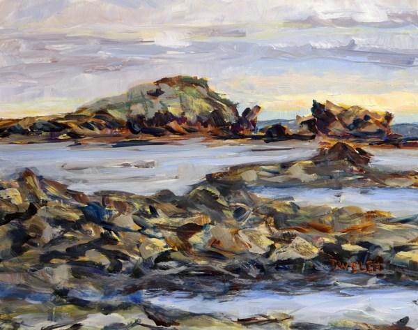 Oyster Bay Morning Rain