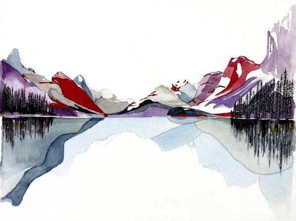Maligne Lake | Jasper, Alberta*