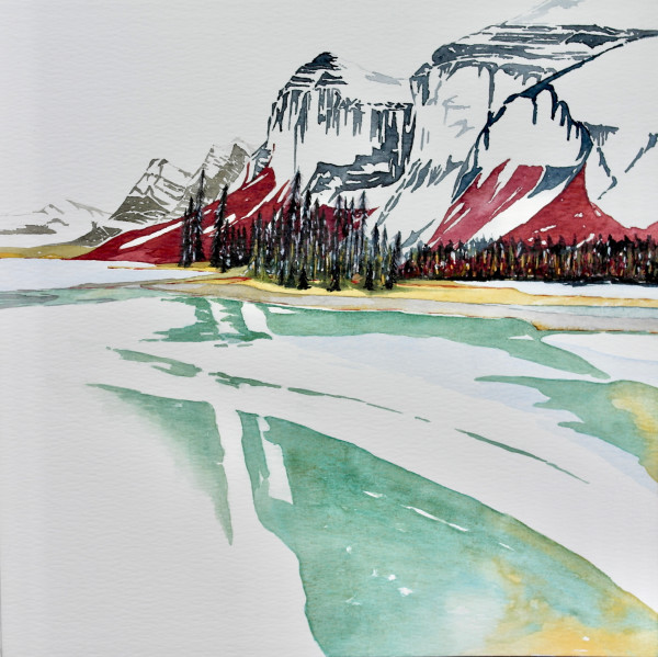 Maligne Lake | Jasper, Alberta