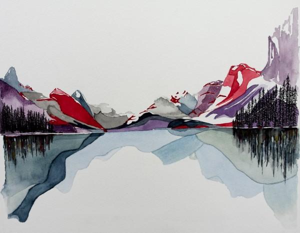 Maligne Lake | Jasper, Alberta | Maligne Lake | Jasper, Alberta