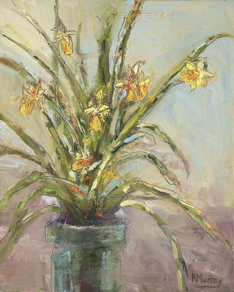 Dyeing Daffodil