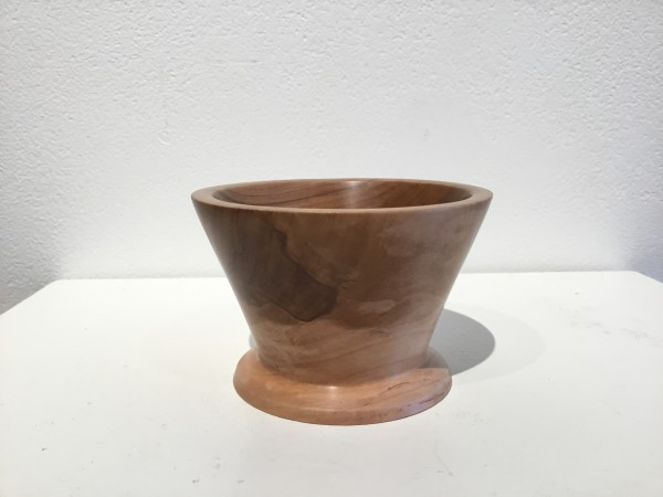 Tiny Apple Wood Cup