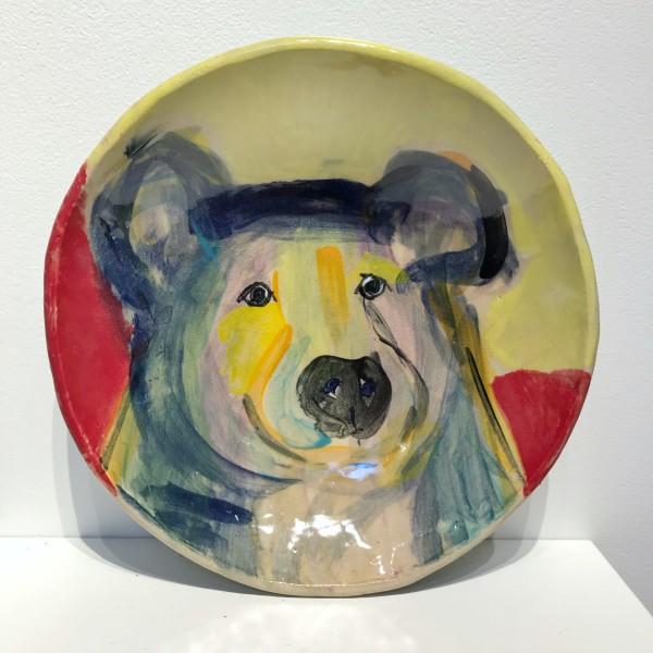 Bear Plate
