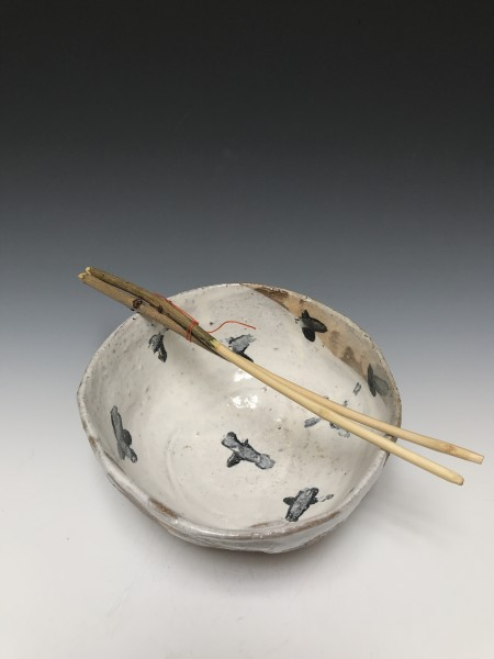 Bowl w/ Chopsticks