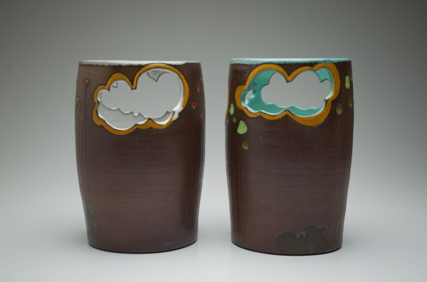 Cloud Cutout Basket  (right)