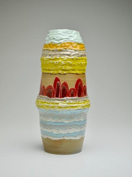Pinch, Coil Vase